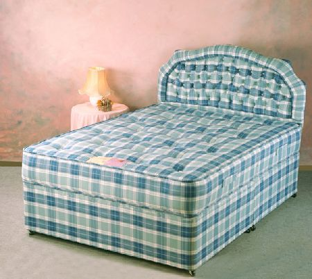 Bedworld discount beds chelford divan bed small single for Cheap single divan with drawers