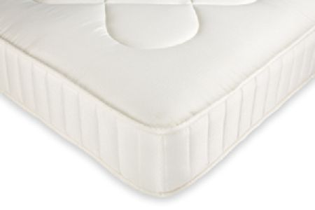 Bedstead Deluxe Mattress Double
