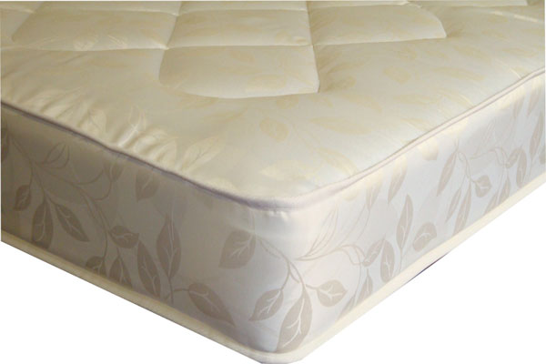 Bedstead Deluxe Mattress Small Double 120cm