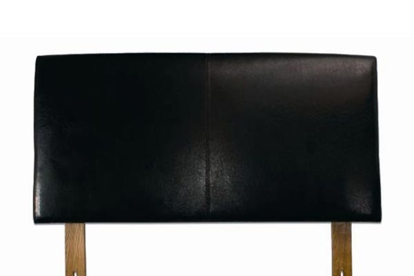 Bicast Leather Headboard Double 135cm