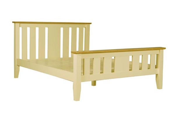 Boston Bed Frame Double 135cm