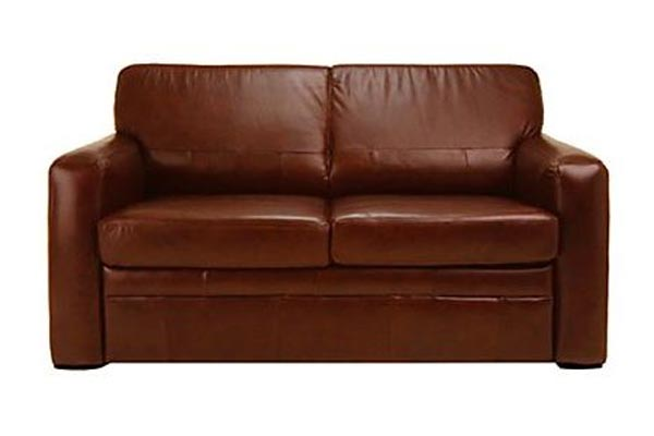 Brian Leather Sofa Bed