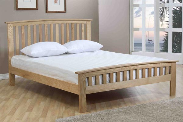 Carradale Bed Frame Double 135cm