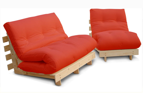 Clarence Futon Small Double 120cm