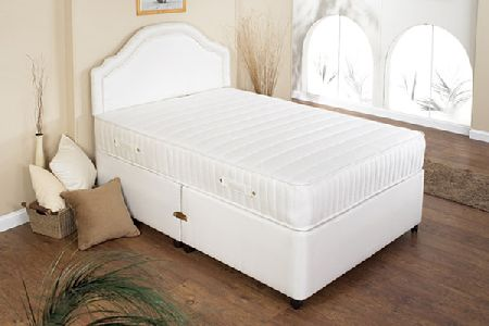 Contour Master Divan Bed Small Double 120cm