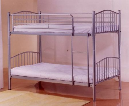 Corfu Childrens Bunk Beds Frame Only