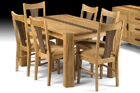 Cotswold Dining Table with Chairs