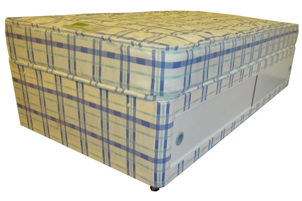 Cotton Comfort Divan Kingsize 150cm