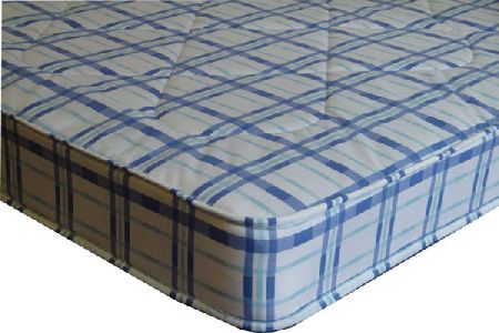 Cotton Comfort Mattress Small Double 120cm