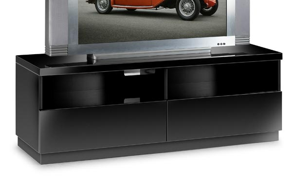 Dakota Black TV Unit
