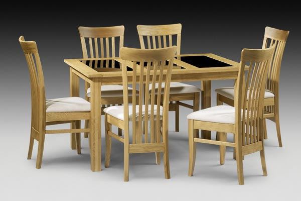 Durban Dining Table with Chairs