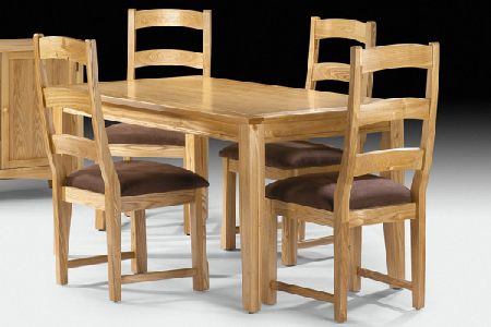 Durham Dining Table with Chairs