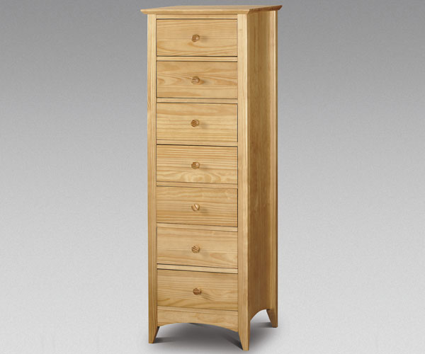 Kendal - Seven Drawer Narrow Chest