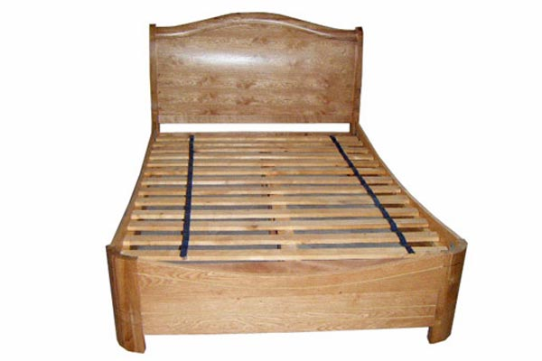 Kendall Oak Bed Frame Double 135cm