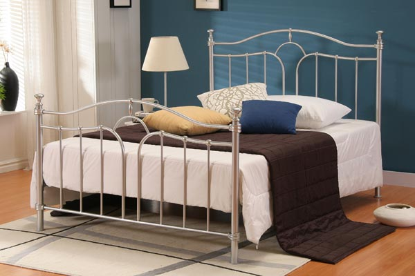 Keswick Metal Bed Frame Double 135cm