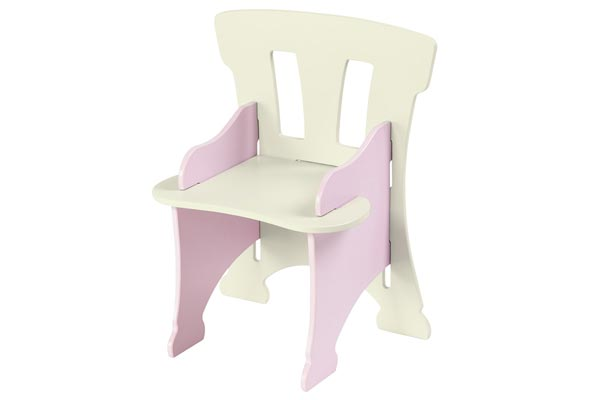 Kinder Pink Chair