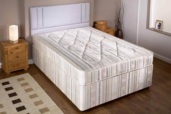 Kozeepaedic Divan Bed Small Double 120cm