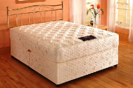 Majesty Divan Bed Small Double 120cm
