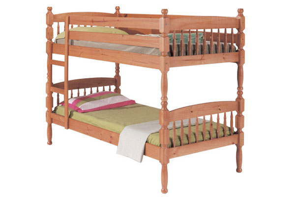 Milano Bunk Bed Single