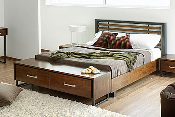 Montana Bed Frame Small Double 120cm