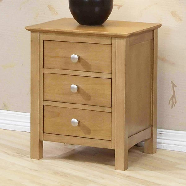 New Lynmouth 3 Drawer Bedsides
