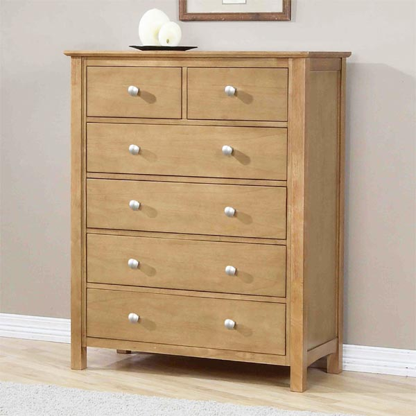 New Lynmouth 4 2 Drawer Chest