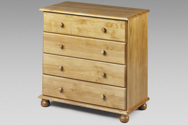 Pickwick - 4 Drawer Chest
