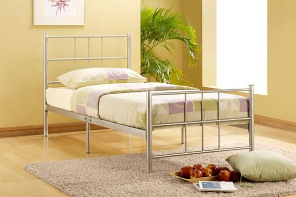 Pluto Bed Frame Small Double 120cm