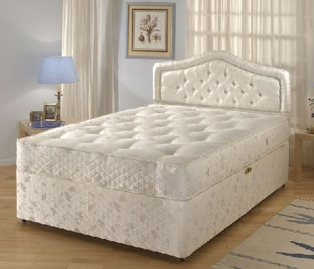 Pocketmaster divan bed Kingsize 150cm
