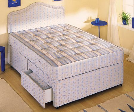 Posturerite Divan Bed Double 135cm