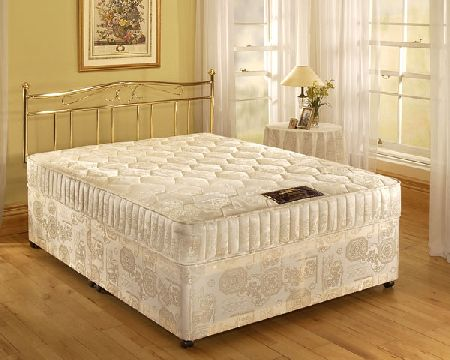 Princess Divan Bed Small Double 120cm