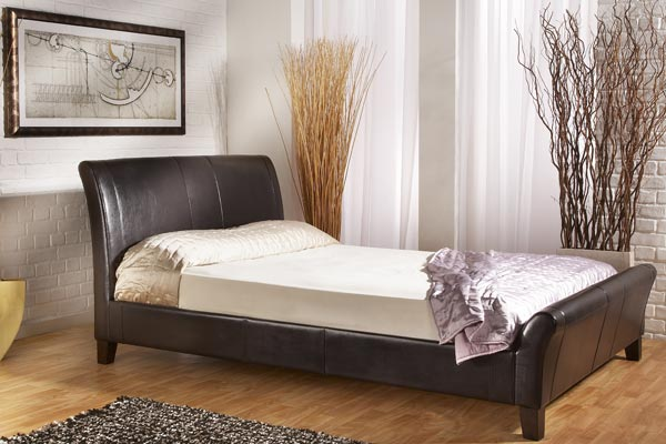 Rothbury Bed Frame Double 135cm