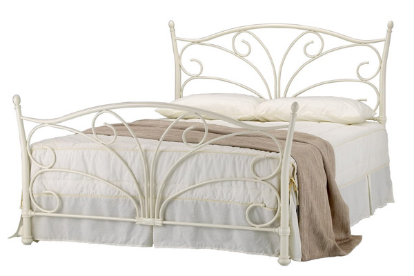 Seattle Metal Bed Frame Double 135cm