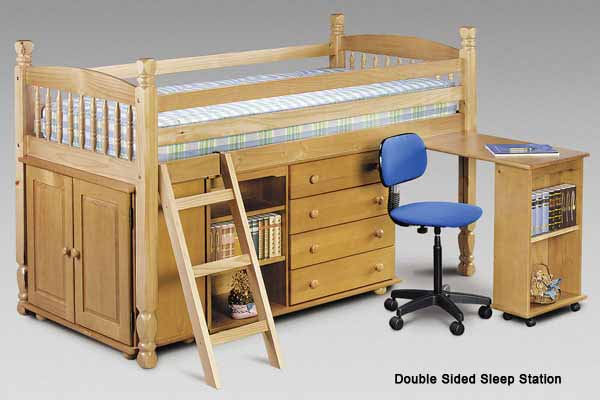 Sleep Station Cabin Bed