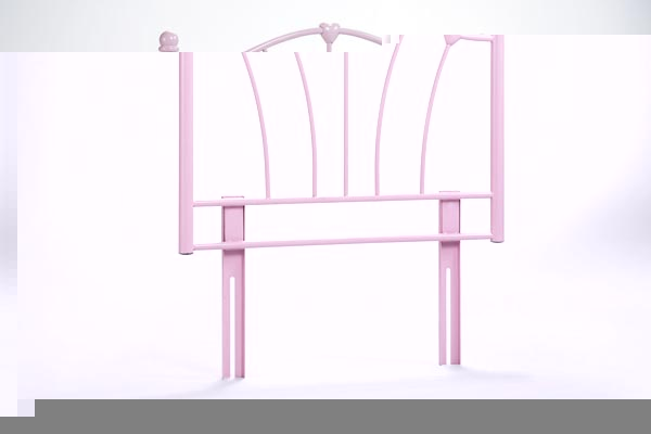Sophia Pink Headboard Single 90cm