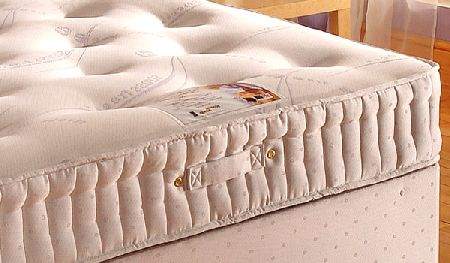 Stress-Free Mattress (Hand Tufted) Double 135cm