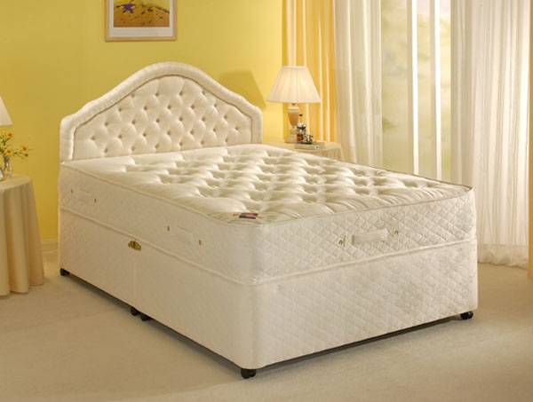 The Zodiac Divan Bed Small Double