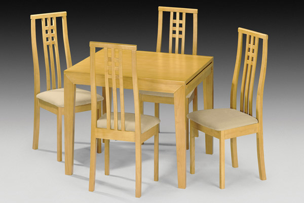 Tivoli Dining Table with Chairs
