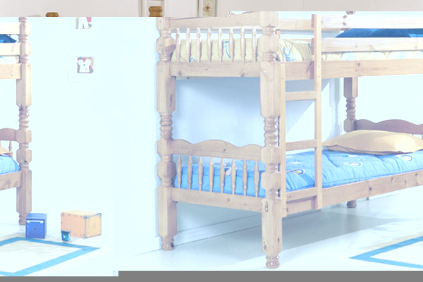 Triesta Bunk Bed Single