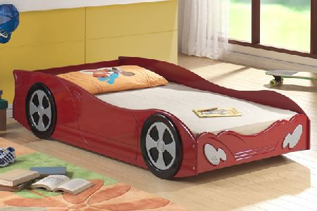 V6 Racer Car Bed Single 90cm