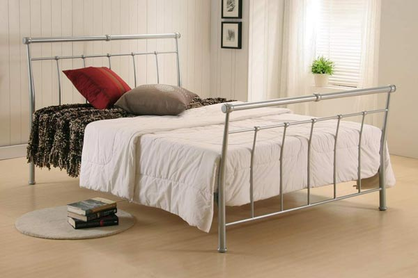 Venice Metal Bed Frame Double 135cm