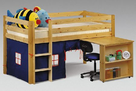 Wendy Sleeper Cabin Bed Single
