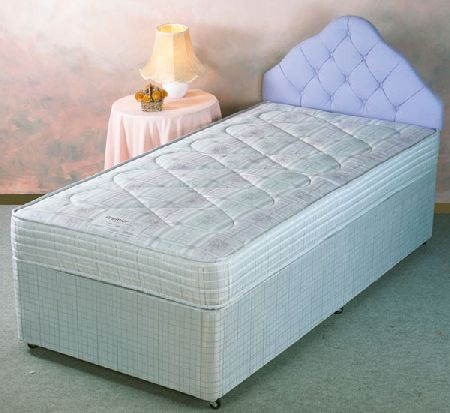 Bedworld discount york divan bed small single divan bed for Cheap single divan