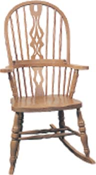 ROCKING CHAIR HIGH BACK LOOP