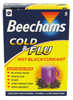 cold and flu blackcurrant 5 sachets
