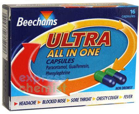 Ultra All In One Capsules x16