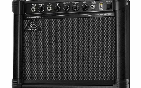 Behringer BT108 Ultrabass 15W Bass Amplifier