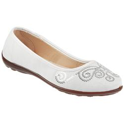 Female Brio901 Textile Lining in White
