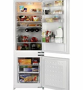 Beko BC73F Integrated (Built-In) Frost-Free Fridge Freezer