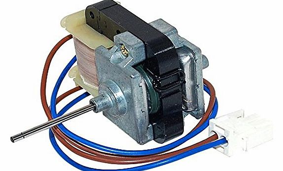 Fridge Freezer Frost Free Fan Motor. Genuine Part Number 4144820100
